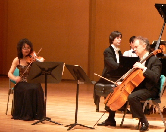 Markson Trio