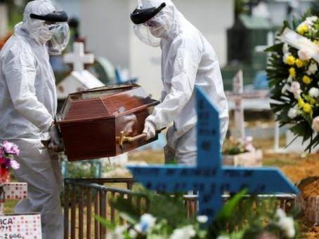 Ribeira do Pombal, Nova Soure e Tucano registram novas mortes por covid-19