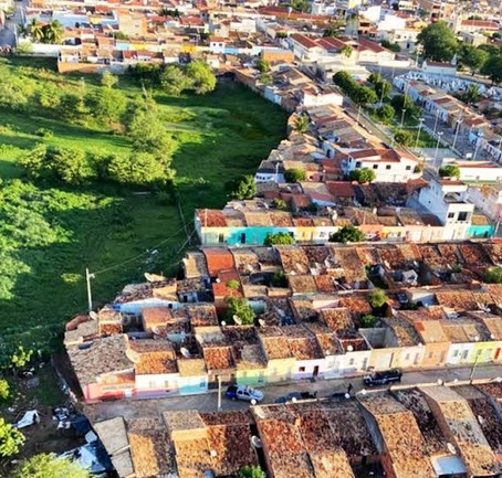 Casa é arrombada na zona rural de Poço Verde