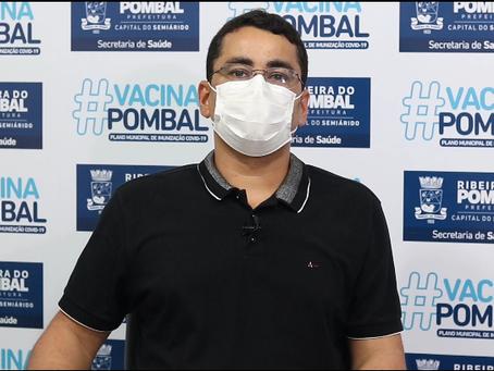 Prefeito de Ribeira do Pombal decreta lockdown para evitar avanço da covid-19