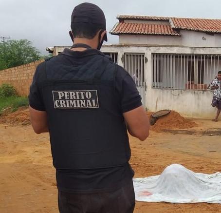 Homem suspeito de cometer homicídio, é morto horas depois em Ribeira do Pombal