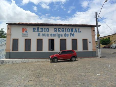 😀🎈🎉 Rádio Regional de Cícero Dantas comemora 31 anos na próxima segunda-feira, dia 17