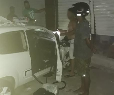 Um homem morre e dois são presos em ação contra tráfico de drogas em Cipó