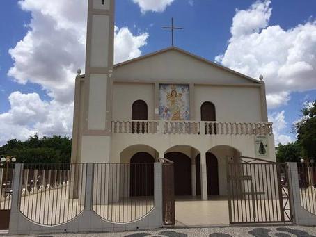 Igreja Matriz de Araci é alvo de vandalismo
