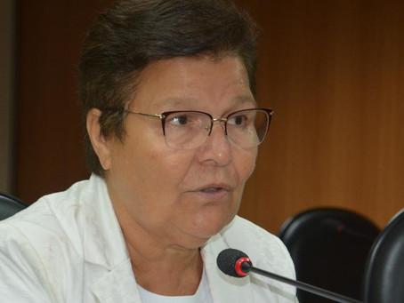 Deputada Fátima Nunes solicita pavimentação da estrada que liga Heliópois à Ribeira do Amparo