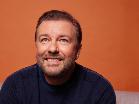 Ricky Gervais - interview