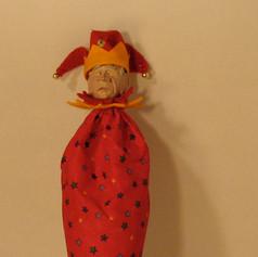 Bush Cone Puppet