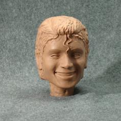 Michael Jackson Bobblehead Sculpt