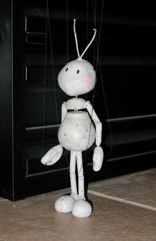 Original Chamois marionette