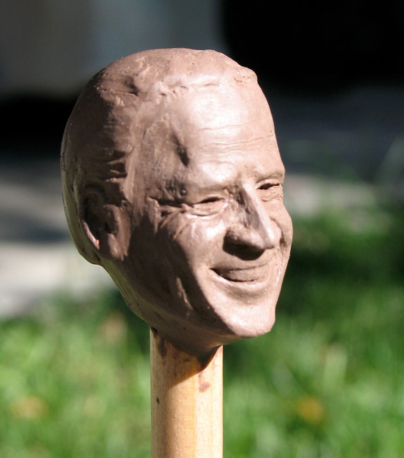 Joe Biden Sculpt