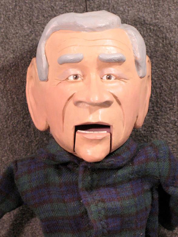 Bush Marionette