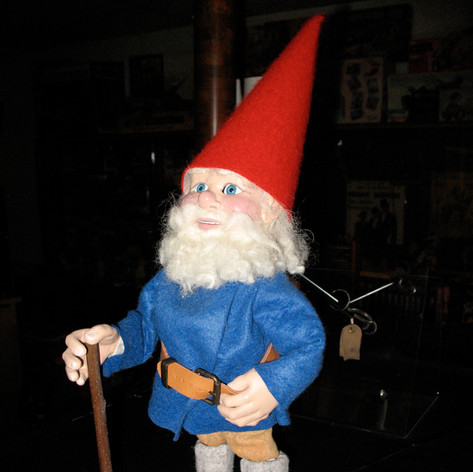 Gnome Rod Puppet