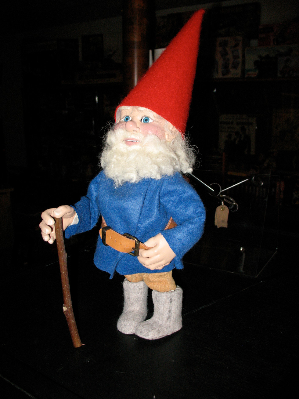 Gnome Rod Puppet