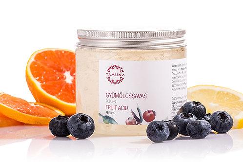 Yamuna-Gyümölcssavas peeling 200ml