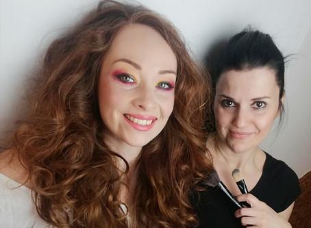 Before - After : Niki MakeUp