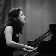 Solo performance in Volgograd, Russia. April 2012