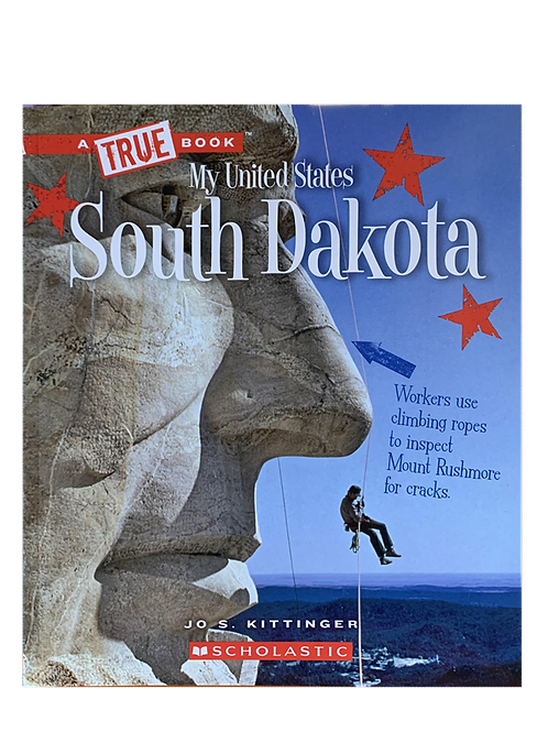 South Dakota (A True Book: My United States)