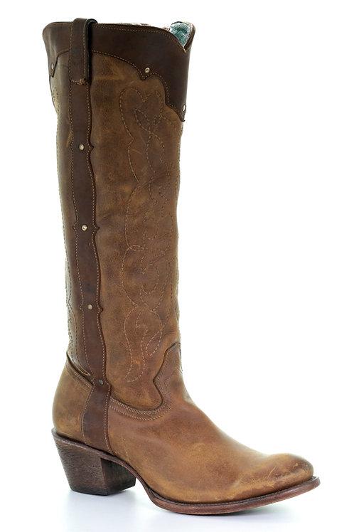 C1971 Corral Women's Kat's Westport Round Toe Western Boots
