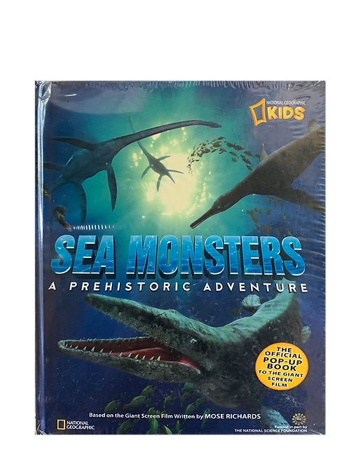 Sea Monsters : A Prehistoric Adventure
