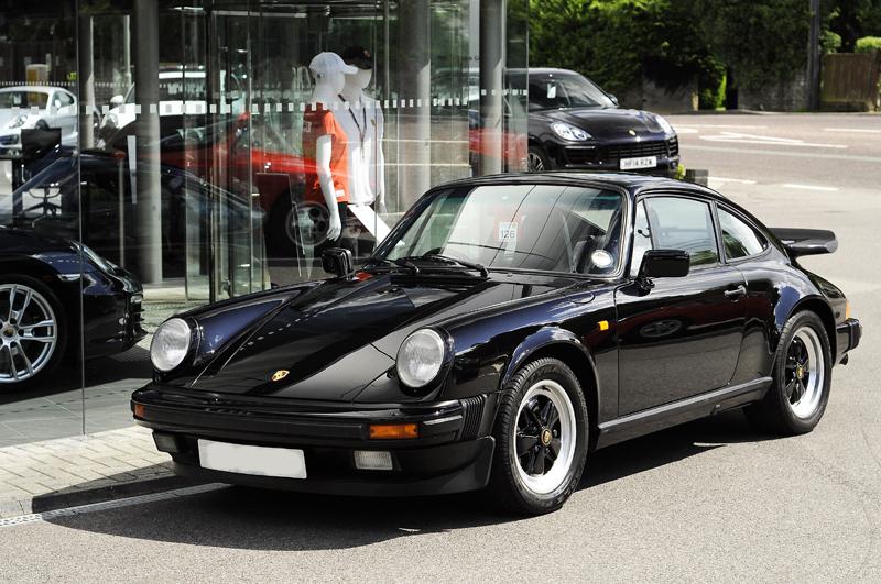 Porsche 911 - Single Stage