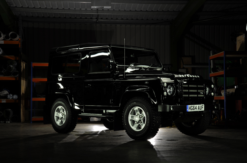 Land Rover Defender - Single Stage