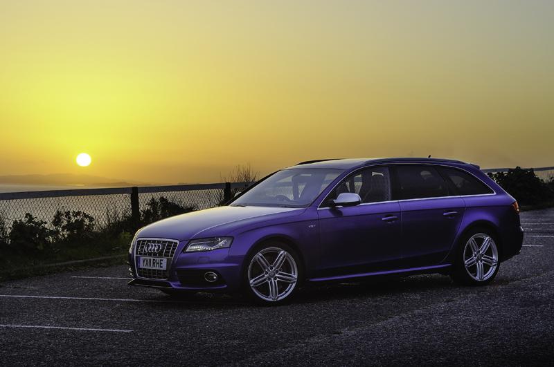 Audi S6 - Single Stage