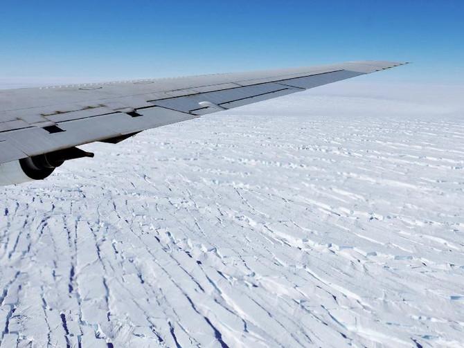 El glaciar Pine Island aumenta su inestabilidad y pone en alerta a la comunidad científica