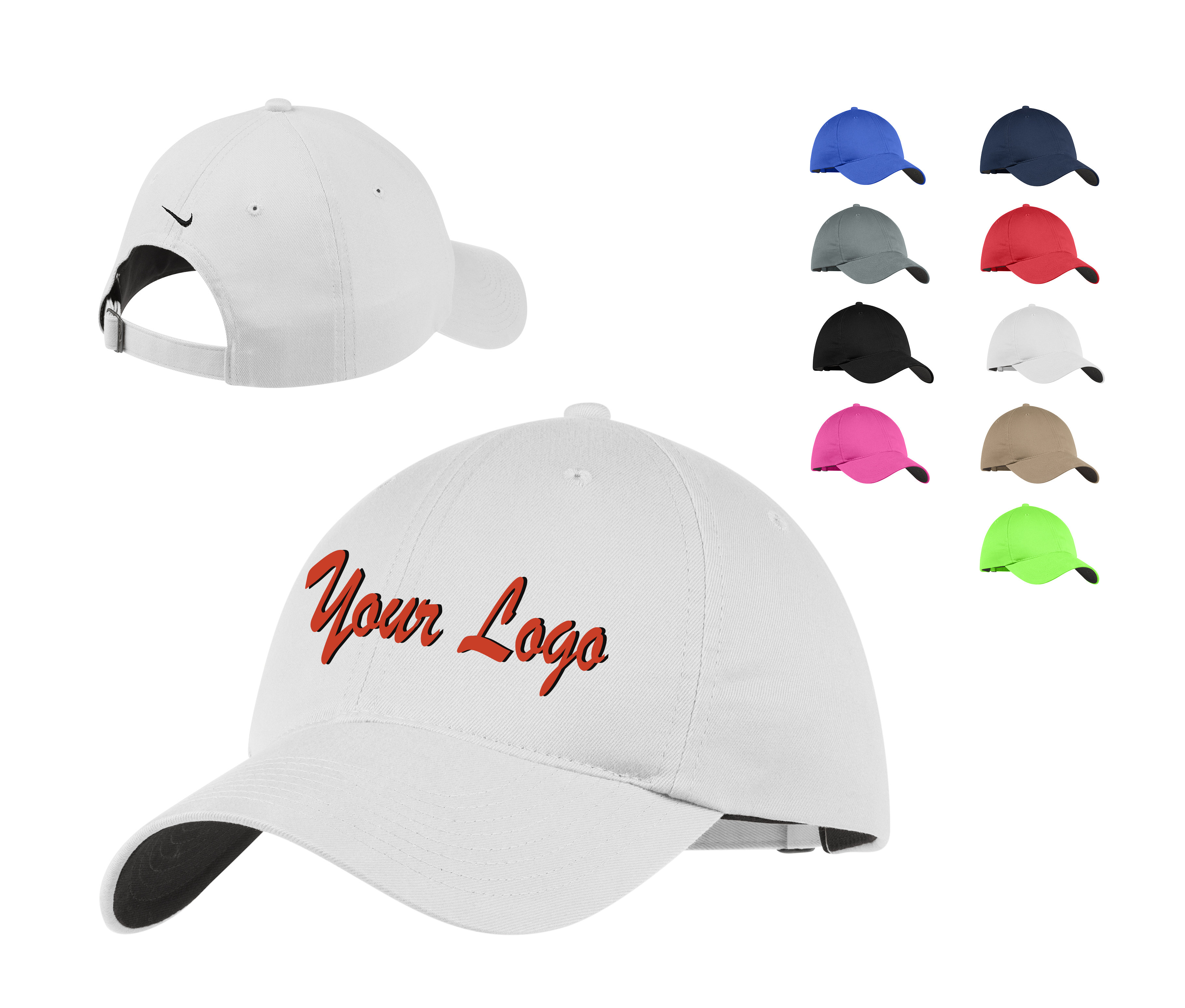 31e8aa9fc Nike Unstructured Twill Cap 580087/ Custom Hats / Embroidery Hats /  Monogram Hat