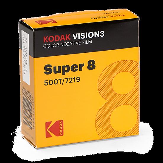 500T 7219: KODAK SUPER 8