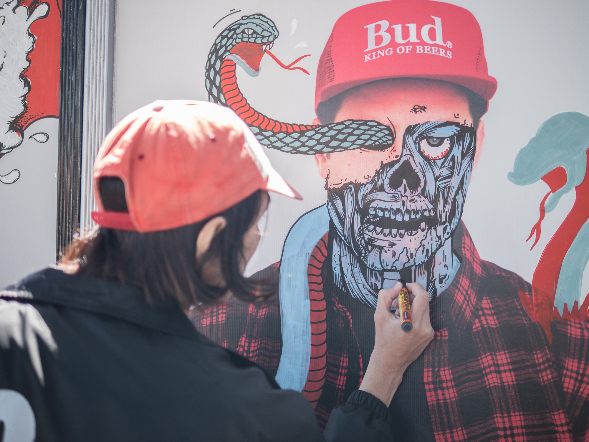 Client: Budweiser