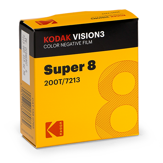 200T 7213: KODAK SUPER 8