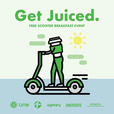 KBA x Lime: Get Juiced