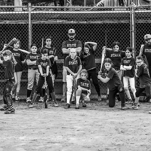 Lucky Lions Softball