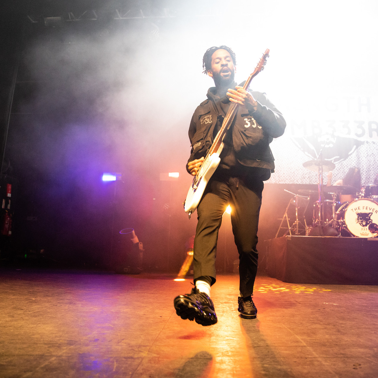 Fever 333 at the O2 Forum Kentish Town,