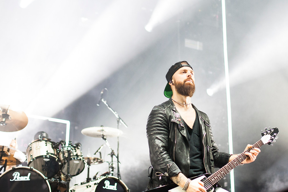 Bullet For My Valentine, photo by Gili Dailes