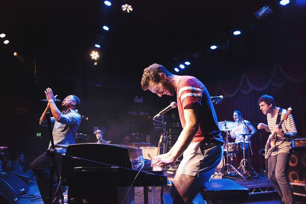 Vulfpeck ©photo by Gili Dailes