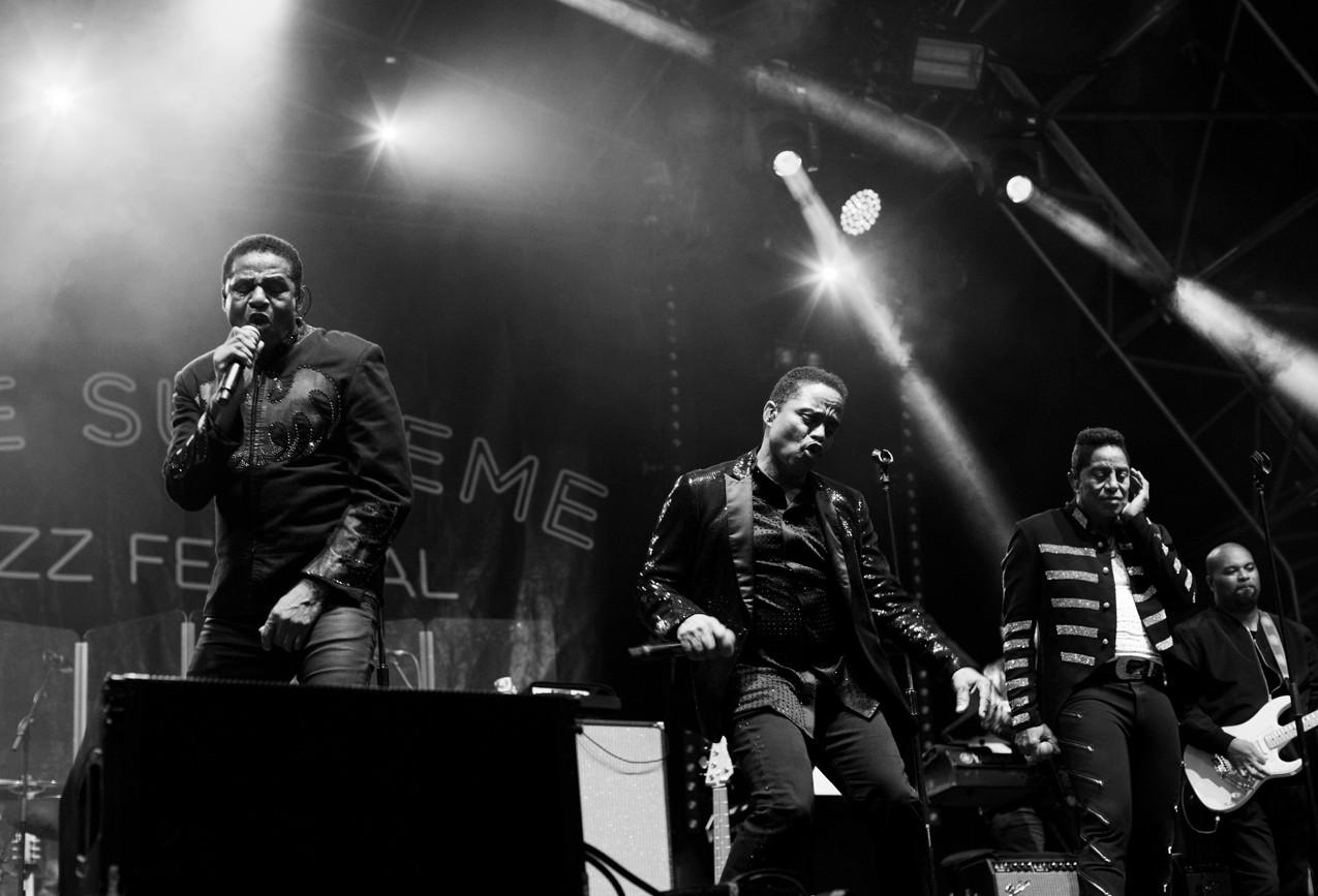 The Jacksons, photo by Gili Dailes 7