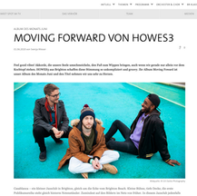 Howes3 Promo