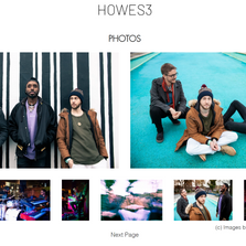 Howes3 website