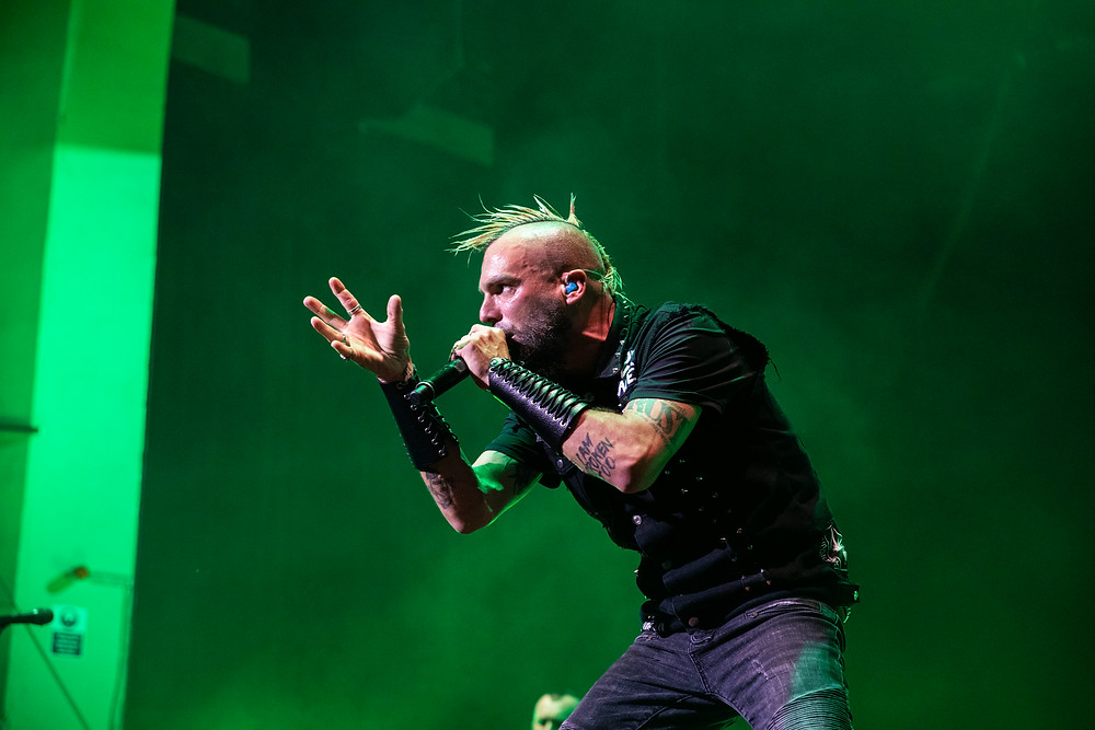 Killswitch Engage, photo by Gili Dailes