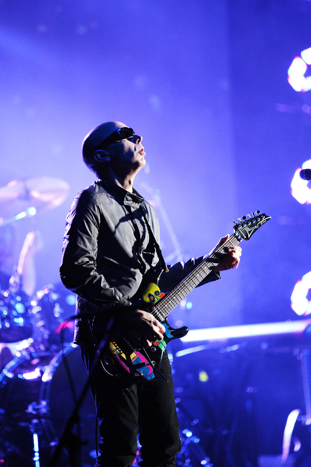 Joe Satriani ©Photo by Gili Dailes. All rights reserved
