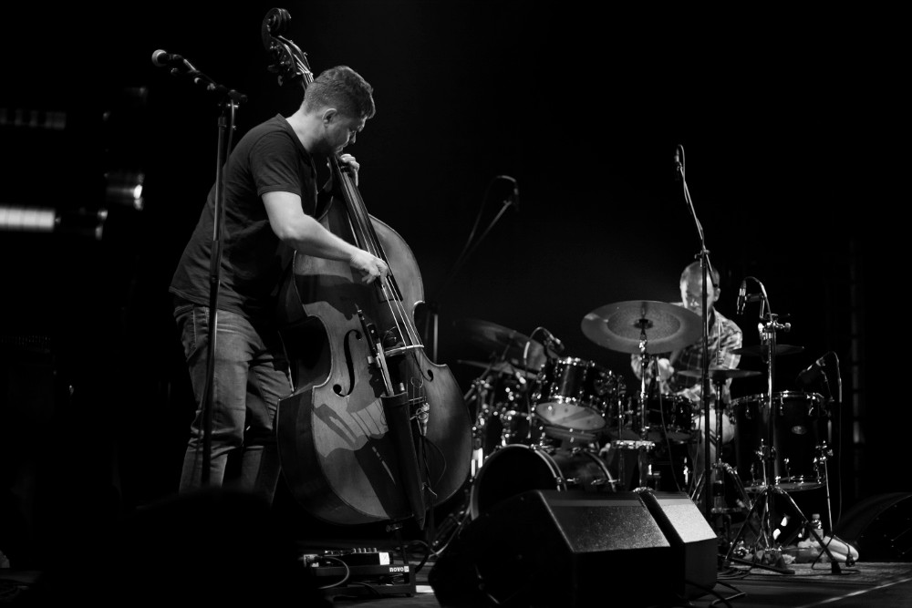 GoGo Penguin. Photo by Gili Dailes