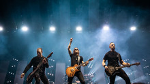 Alter Bridge & Shinedown @ The O2, London