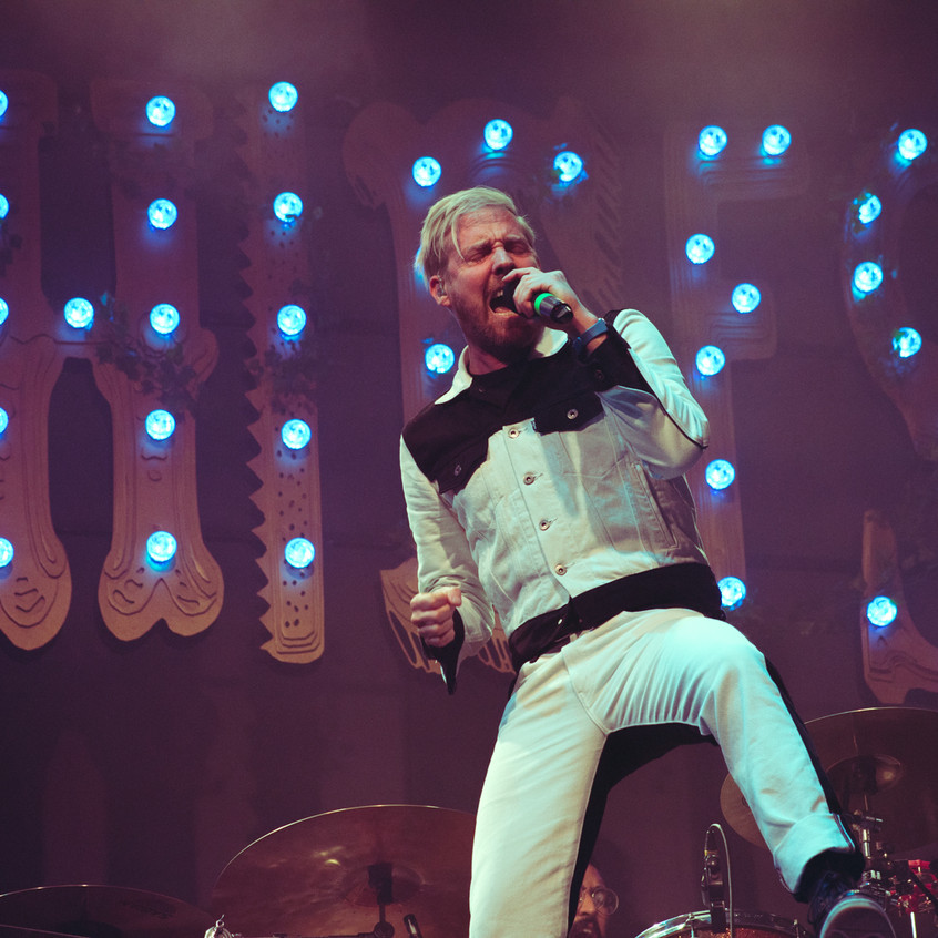 Kaiser Chiefs, photo by Gili Dailes (3).