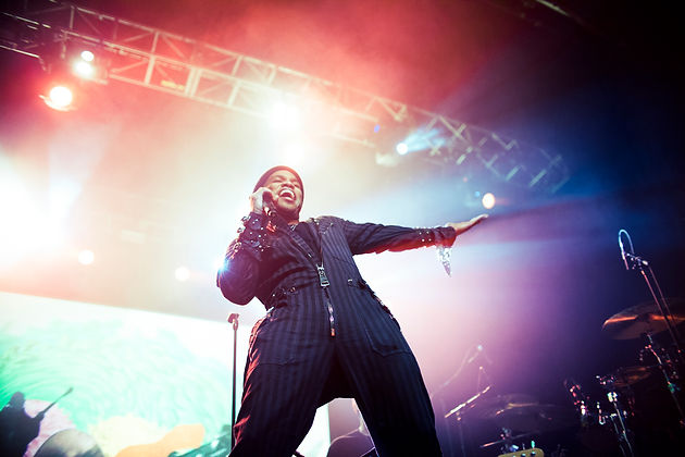 Anderson  Paak & The Free Nationals @ O2 Forum Kentish Town