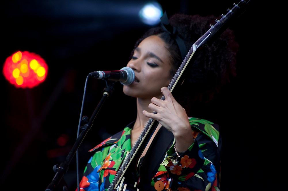 Lianne La Havas. Photo by Gili Dailes