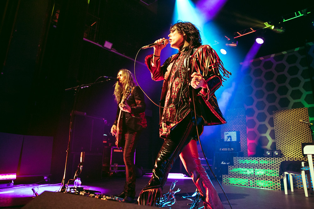 The Struts, photo by Gili Dailes