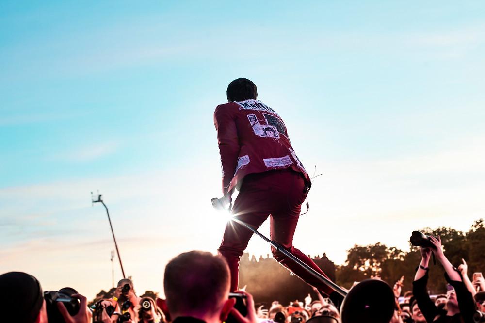 Bring Me The Horizon, photo by Gili Dailes