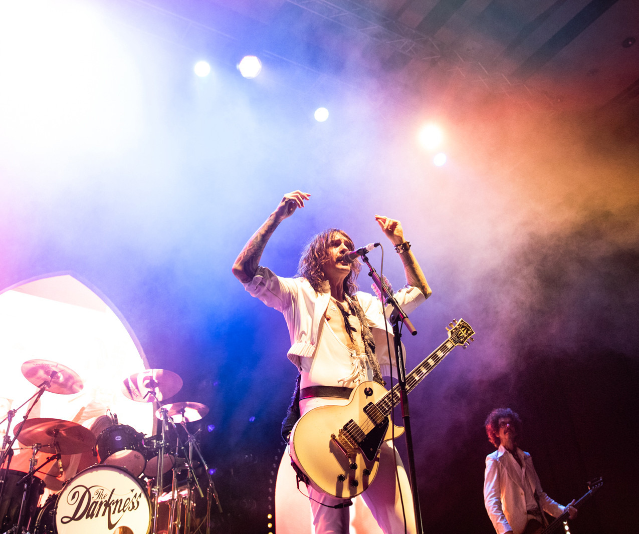 The Darkness, photo by Gili Dailes (14).