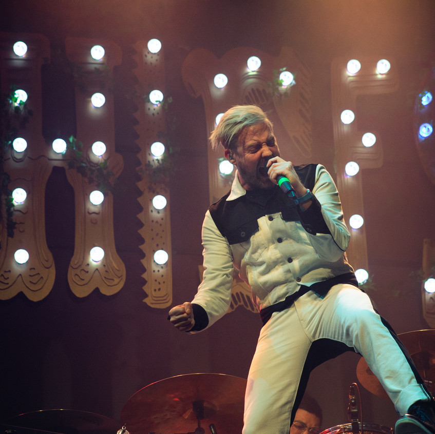 Kaiser Chiefs, photo by Gili Dailes (4).